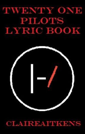 Twenty One Pilots Lyric Book - Kitchen