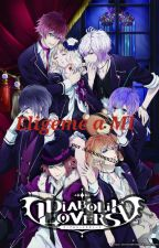 Eligeme a MI(Fanfic Diabolik lovers) by Darkmoon2503