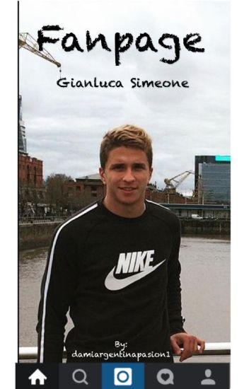 Fanpage  ► Gianluca Simeone [Terminada]