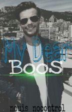 My Dear Boss © |Nouis Horanson| by Nouis_NoControl