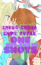 Kukai and Utau Oneshots by Animechick308
