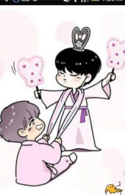 [Oneshort] [Vkook] Sinh nhật vui vẻ Tae đao :*