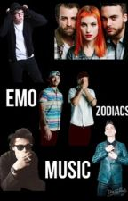 Emo music zodiacs by blurryfacephil