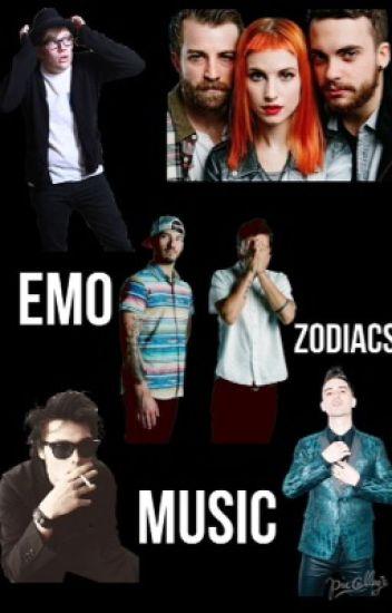 Emo music zodiacs