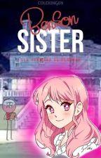 La hermana De Benson-Mordecai,Rigby Y Tu by NicoleCR09