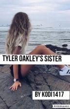 Tyler Oakley's Sister by Kodi_1417