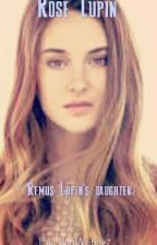 Rose Lupin (Remus Lupins daughter) by 0thefifthmarauder0