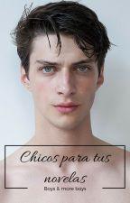 Chicos para tus novelas by alimacv