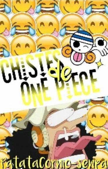 ¡Chistes de One Piece!
