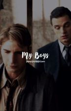 My Boys by DisneyWorldInfoQueen