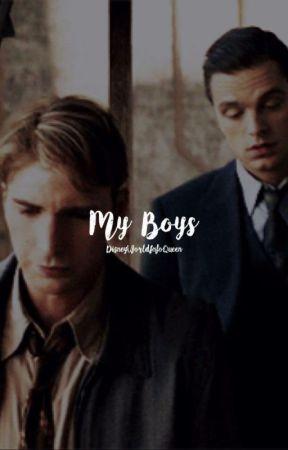 My Boys by DisneyWorldInfoQueen