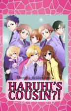 Haruhi's Cousin?! BOOK 1[Continued] by Shane_myanime