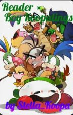 Reader × Koopalings by Stella_Koopa