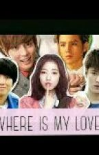 WHERE IS MY LOVE? by Marlina6199_
