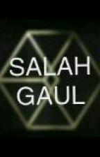 EXO SALAH GAUL by Marlina6199_