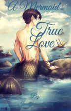 Mermaid Levi's true love Eren by Imallamawithahat