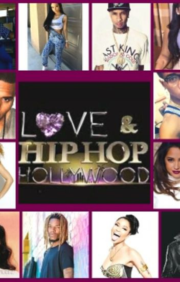 LOVE AND HIPHOP HOLLYWOOD