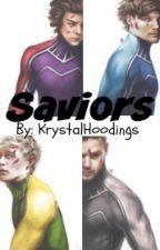Saviors - Larry & Niam - Book 1 by KrystalHoodings