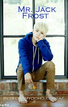 Mr. Jack Frost // Min Yoongi by theysayJulie