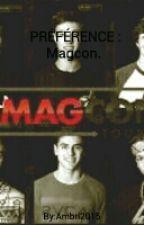 PRÉFÉRENCE : Magcon. by AMARLMMVK_MYBESTA