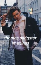 Thomas Sangster Imagines by gomezuniversity