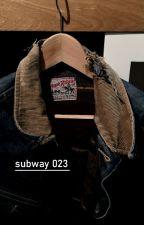 Subway 023 ; l.s by louisdxgger