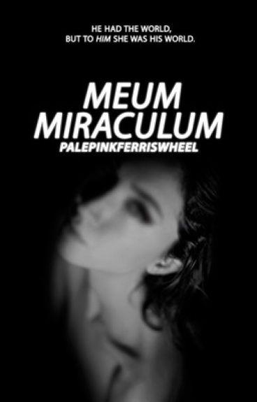 Meum Miraculum by palepinkferriswheel