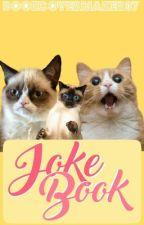 Joke Book by -tarupee-