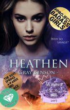 Heathen by graycieglows
