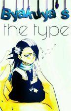 Byakuya's The Type Of.. by Karen-Kuchiki