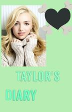 Taylor's Diary (book 3) by d3sir3y_quinn