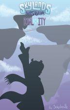 Skylands Historia ~ Book 1: Tale of Darkness by KaosAndMeyhem_Write