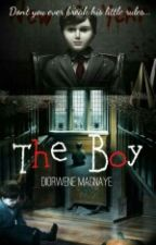 The Boy by imHUMANimREAL