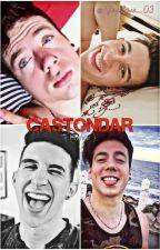 Castondar (Mariano.B y Lucas.C) Humor by AfireLove_03