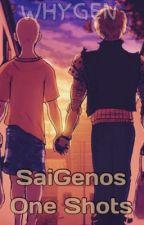 SaiGenos One-shots by Whygen