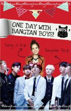 [ONE SHOT] One Day With Bangtan Boys! by MongJiHyo_
