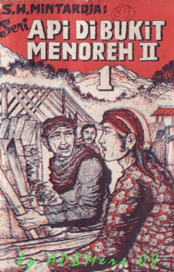 Api di Bukit Menoreh II (2)