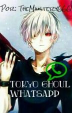 Tokyo Ghoul WhatsApp© by TheMiustery666