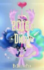 2016's Diary by ShelterPain