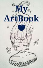 My Artbook ♥ by Black_Emi