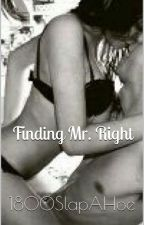 Finding Mr. Right by 1800SlapAHoe