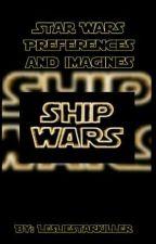 Star Wars Preferences| Ita by LeslieStarkiller