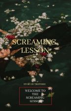 Screaming Lesson by milkoreo_lovers