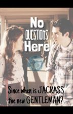 No Questions Here (completed) by stydiaHAShappened