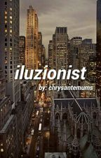 Iluzionist by chrysantemums