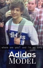 Adidas Model // Larry MPREG by louehhazzah