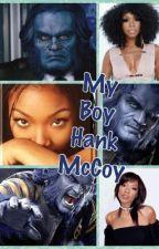 My Boy Hank McCoy by Deadly_lilac_rose