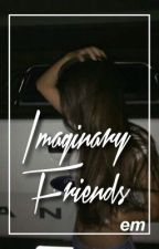 Imaginary friends; n.grier by -handwrittenn