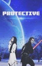 Protective [Anakin Skywalker] by AaronTaylorJohnson