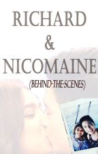 Richard and Nicomaine (Behind-the-Scenes) by luckyladyK3U